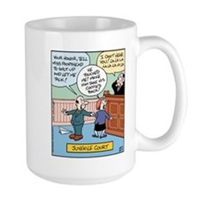 Juvenile Court Mug