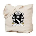Gwair Family Crest Tote Bag