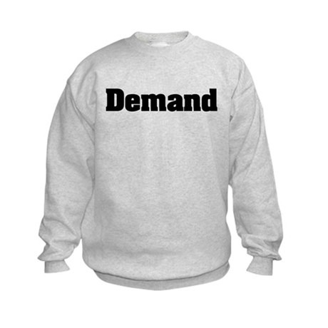 Demand Kids Sweatshirt