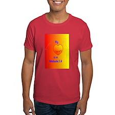 My heart Adelaide T-Shirt