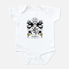 Guillim Family Crest Infant Bodysuit