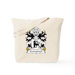 Grimsditch Family Crest Tote Bag