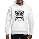 Gray Family Crest Hooded Sweatshirt