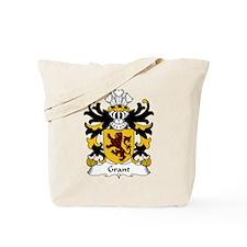Grant Family Crest Tote Bag
