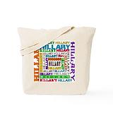 Hillary Canvas Totes