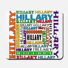 HILLARY Mousepad