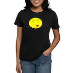 Dead face Women's Dark T-Shirt