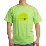 Dead face Green T-Shirt