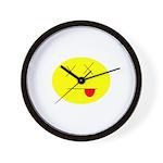 Dead face Wall Clock