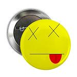 "Dead face 2.25"" Button"