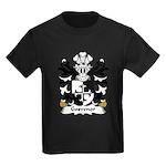 Gosvenor Family Crest Kids Dark T-Shirt