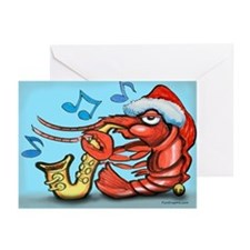 Funny Big easy Greeting Cards (Pk of 20)
