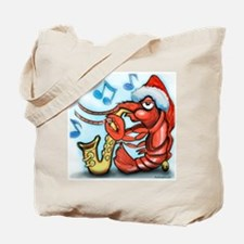 Cute New orleans christmas Tote Bag