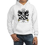 Gold Family Crest Hooded Sweatshirt