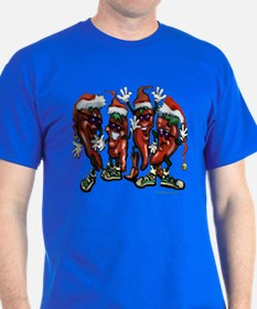 Funny Scoville heat scale for chili peppers T-Shirt