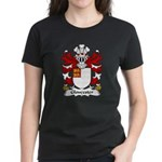 Gloucester Family Crest Women's Dark T-Shirt