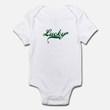 """Lucky"" Infant Bodysuit"