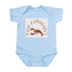 Got Lobstah? Infant Bodysuit