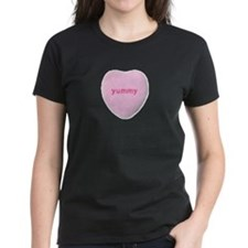 Candy Heart Yummy Tee
