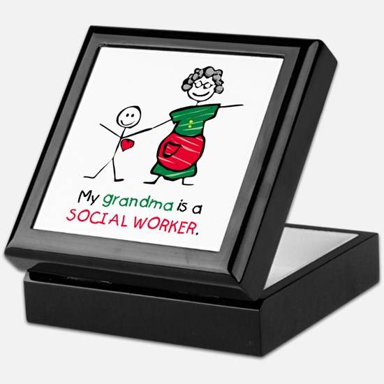 Grandma is a SW Keepsake Box
