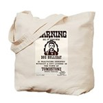 Doc Holliday Tote Bag