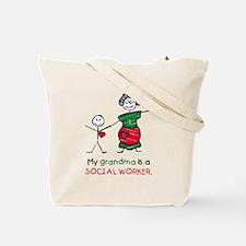Grandma is a SW Tote Bag