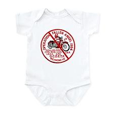 Fallen Angel Infant Bodysuit