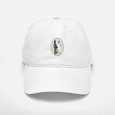 White German Shepherd Baseball Baseball Cap