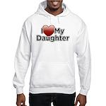 Love Daughter Hooded Sweatshirt