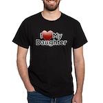 Love Daughter Dark T-Shirt