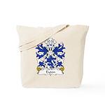 Eyton Family Crest Tote Bag