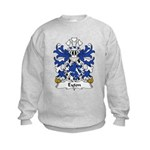 Eyton Family Crest Kids Sweatshirt