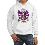 Exmewe Family Crest Hooded Sweatshirt