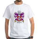 Exmewe Family Crest White T-Shirt