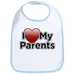 Love Parents Bib