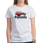 Love Parents Women's T-Shirt