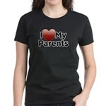 Love Parents Women's Dark T-Shirt