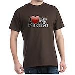 Love Parents Dark T-Shirt