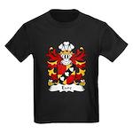 Eure Family Crest Kids Dark T-Shirt