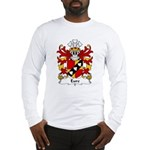 Eure Family Crest Long Sleeve T-Shirt