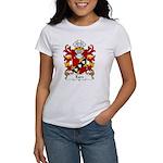 Eure Family Crest Women's T-Shirt