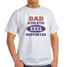 Dad Athletic Supporter T-Shirt
