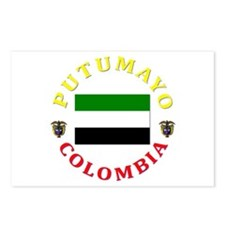 Putumayo Postcards (Package of 8)