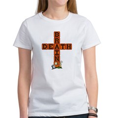 Brain Death Cross Tee