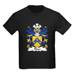 Elian Family Crest Kids Dark T-Shirt