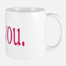 i like period (v3) Mug
