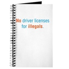 No Driver Licenses For Illegal Aliens Journal
