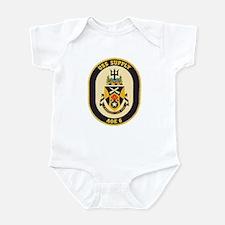 USS Supply AOE 6 Infant Bodysuit