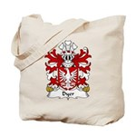 Dyer Family Crest Tote Bag