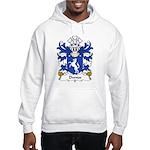 Dwnn Family Crest Hooded Sweatshirt